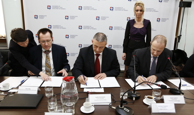 Accession of The Serbian Group for Metrology